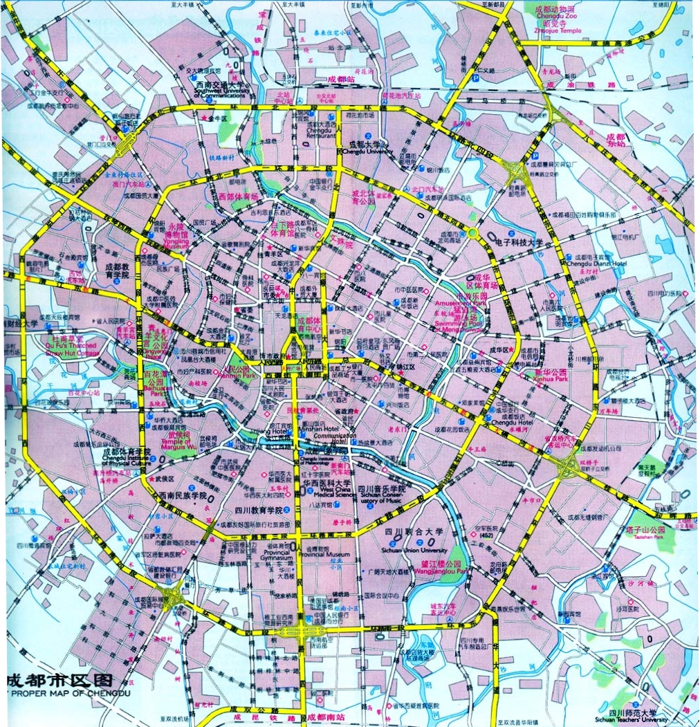 chengdu_city_map map