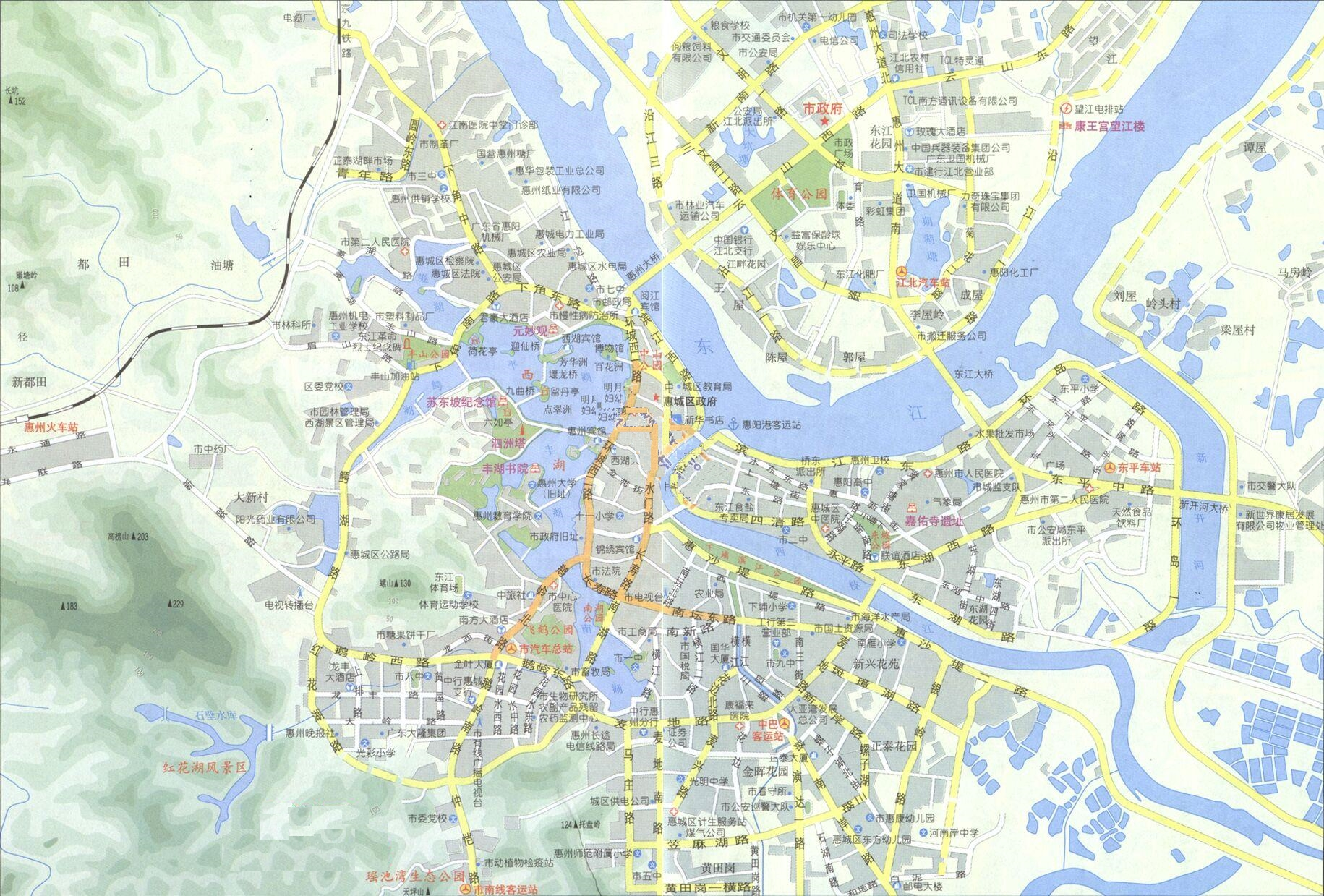 Huizhou China  city pictures gallery : huizhou map,map,China map,shenzhen map,world map,cap lamps,LED safety ...