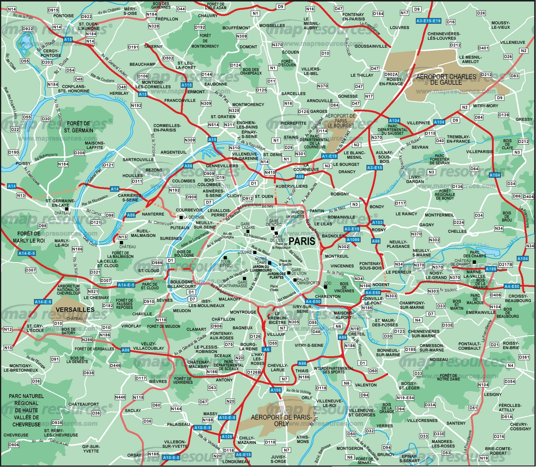 paris city mapmapChina mapshenzhen mapworld mapcap lampsLED – Paris Tourist Map English