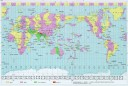 worldtime map